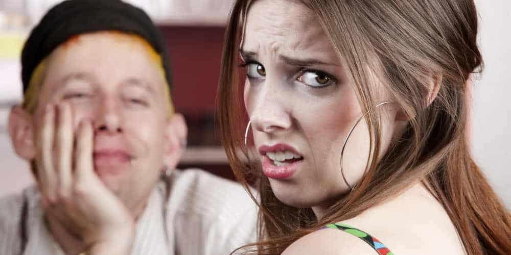 10 dingen die je beter niet zegt tijdens een eerste date